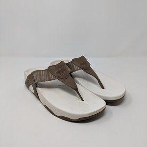 Skechers Platform Tone Ups Comfort Walking Sandals